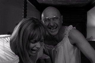 Cul-de-sac: una scena del film