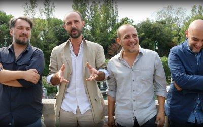"""Gatta Cenerentola, i registi: """"Il nostro film è frutto della creatività di Napoli"""""""