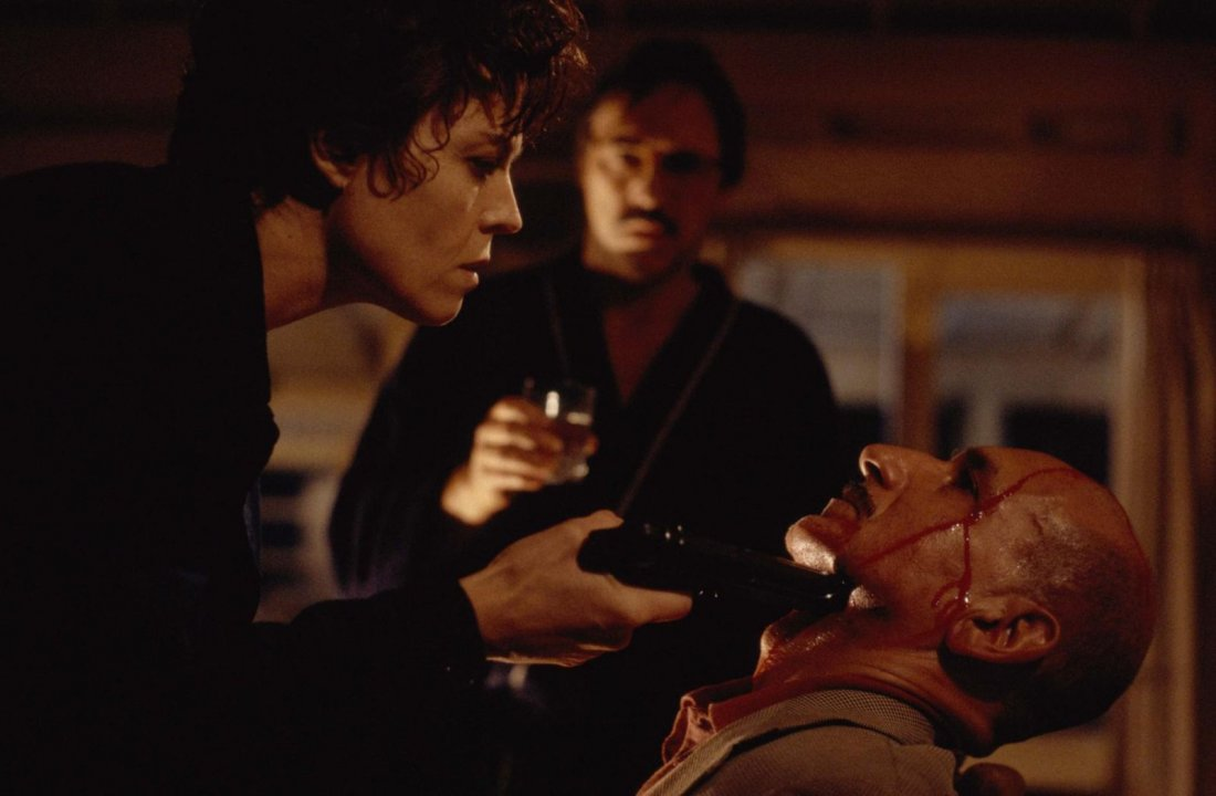 Sigourney Weaver And Ben Kingsley In Death And The Maiden 1994