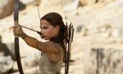 Tomb Raider: Alicia Vikander in azione nel teaser del trailer