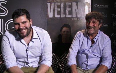 """Salvatore Esposito, da Gomorra a Veleno: """"Il male ha sfumature diverse"""""""