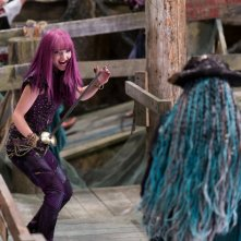 Descendants 2: Dove Cameron durante una scena