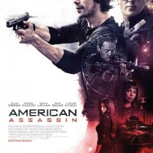 Locandina di American Assassin
