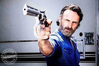 The Walking Dead: una foto promozionale di Andrew Lincoln