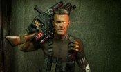 Deadpool 2: nella nuova foto Cable sembra completamente pazzo