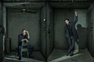 Blade Runner 2049: Harrison Ford e Ryan Gosling in un'immagine promozionale
