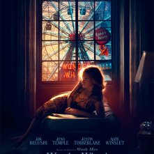 Wonder Wheel: il poster del film