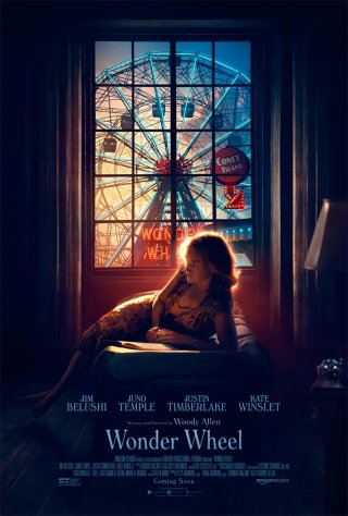 Wonder Wheel: il poster del film