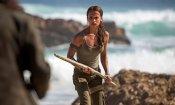 Tomb Raider: Alicia Vikander si trasforma in Lara Croft nella featurette esclusiva