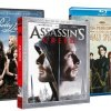 Da Assassin's Creed a Logan: su Amazon fino al 15 ottobre sconti su tanti DVD e Blu-ray fino al 50%
