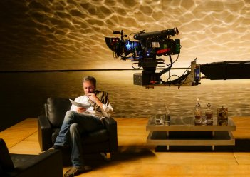 Blade Runner 2049: Denis Villeneuve sul set
