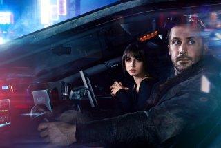 Blade Runner 2049: una foto di Ana de Armas e Ryan Gosling