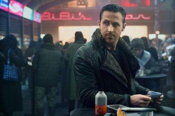 Blade Runner 2049: una foto di Ryan Gosling