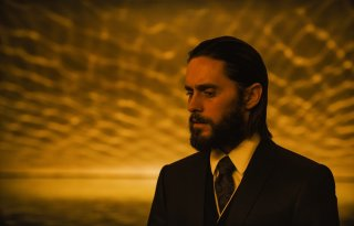Blade Runner 2049: Jared Leto in una scena del film