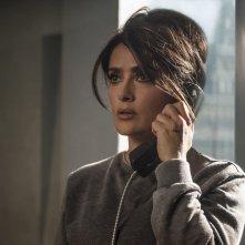 Come ti ammazzo il bodyguard: Salma Hayek in una scena del film