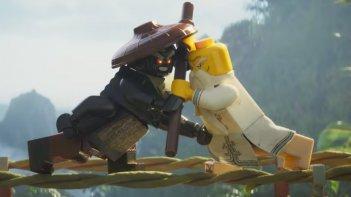 Lego Ninjago - Il film: un'immagine tratta dal film animato