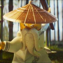 Lego Ninjago - Il film: una foto di Master Wu