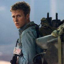 Renegades - Comando d'assalto: Charlie Bewley in una scena del film