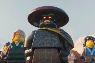 Lego Ninjago - Il film: una scena del film animato