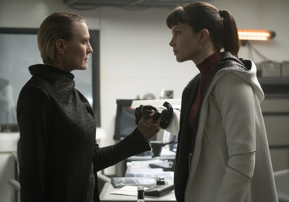 Blade Runner 2049: Robin Wright in una foto del film