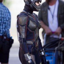 Ant-Man and the Wasp: Evangeline Lilly sul set di Atlanta