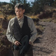 Godless: il character poster di Jack O'Connell