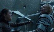 Il Trono di Spade 7: i segreti del confronto tra Arya e Brienne in un nuovo video