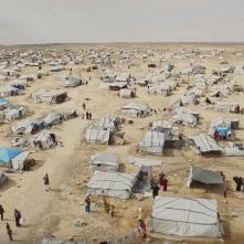 Human Flow: un'immagine del documentario di Ai Weiwei