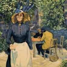 Loving Vincent: un momento del film