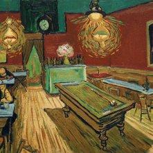 Loving Vincent: un'immagine del film