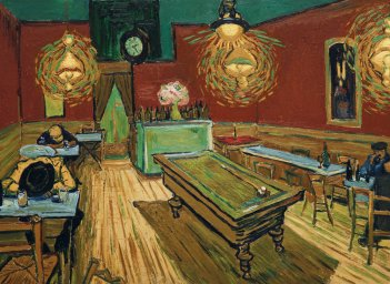 Loving Vincent: un'immagine del film