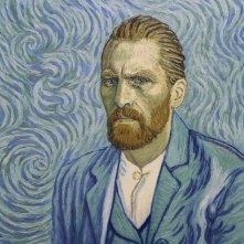 Loving Vincent: un'immagine tratta dal film