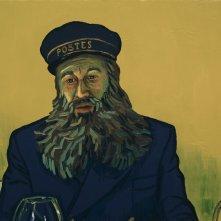 Loving Vincent: una scena del film