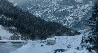 L'uomo di neve: una scena del film
