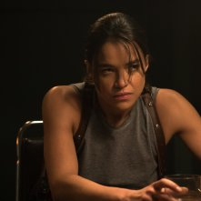 Nemesi: Michelle Rodriguez in un'immagine tratta dal film