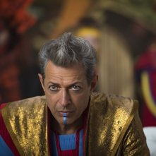 Thor: Ragnarok - Jeff Goldblum in una foto del film