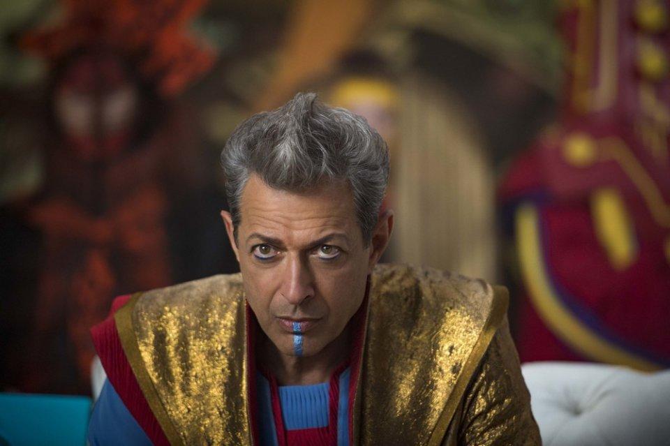 Thor: Ragnarok - Jeff Goldblum in una foto del film