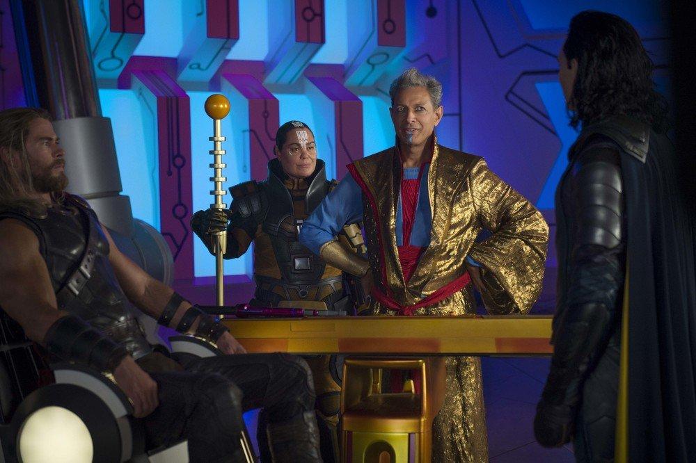Thor Ragnarok Jeff Goldblum 2