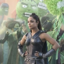 Thor: Ragnarok - Tessa Thompson interpreta Valkyrie