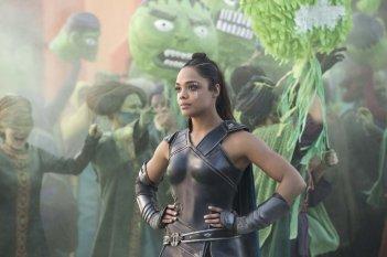 Thor: Ragnarok - Tessa Thompson interpreta Valkyrie