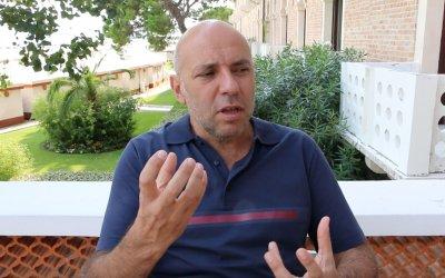 """Vincenzo Marra e L'equilibrio: """"Bisogna assumersi il coraggio delle proprie scelte"""""""