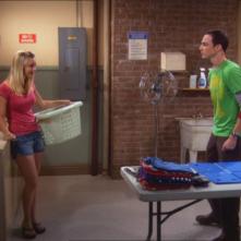 The Big Bang Theory: una scena dell'episodio Il paradigma del pesce guasto