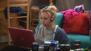 The Big Bang Theory: una scena dell'episodio La sublimazione barbarica
