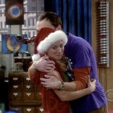 The Big Bang Theory:  una scena dell'episodio L'ipotesi dei sali da bagno