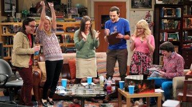 The Big Bang Theory: una scena dell'episodio Il potenziale dell'incantesimo
