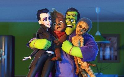 Monster Family, una famiglia da paura