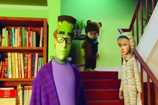 Monster Family: un momento del film d'animazione