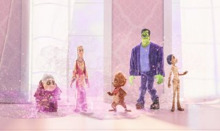 Monster Family: un'immagine tratta dal film animato
