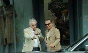 The Irishman: Scorsese, De Niro e Joe Pesci in nuove foto dal set del film