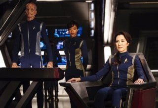 Star Trek: Discovery, una scena sul ponte di comando